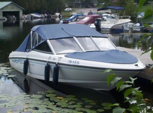 Bayliner Boat Top Set