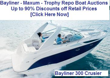 Bayliner Maxum Trophy Repo BoatAuction
