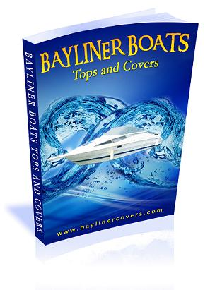 Bayliner Boat Canvas Brochure