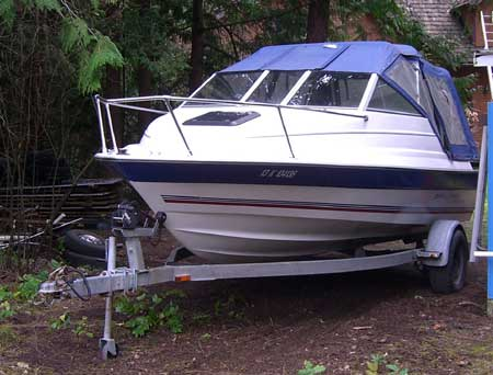 Boat Covers: Bayliner Boat Covers